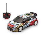 2.4G 1/16 Scale Citroen DS3 WRC High Speed Radio Remote Control Toy Car Model Vehicle , Licensed Drift RC Car for Kids - 9 km/h