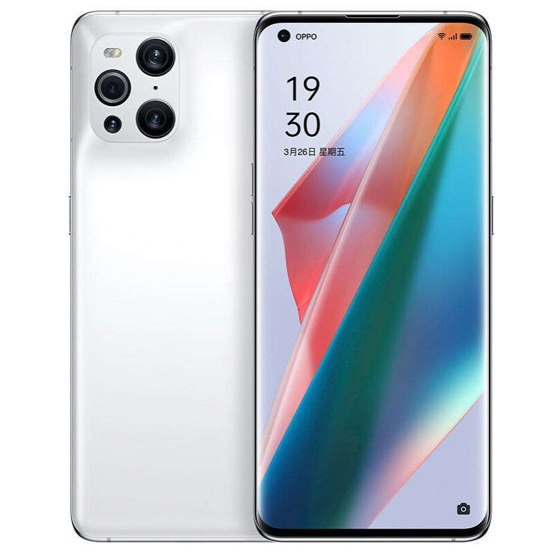 Original Oppo Find X3 Pro 5G Mobile Phone Snapdragon 888 Android 11.0 6.7