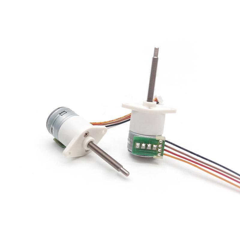 5v 15BY микро шаговый двигатель электрический редукторный двигатель