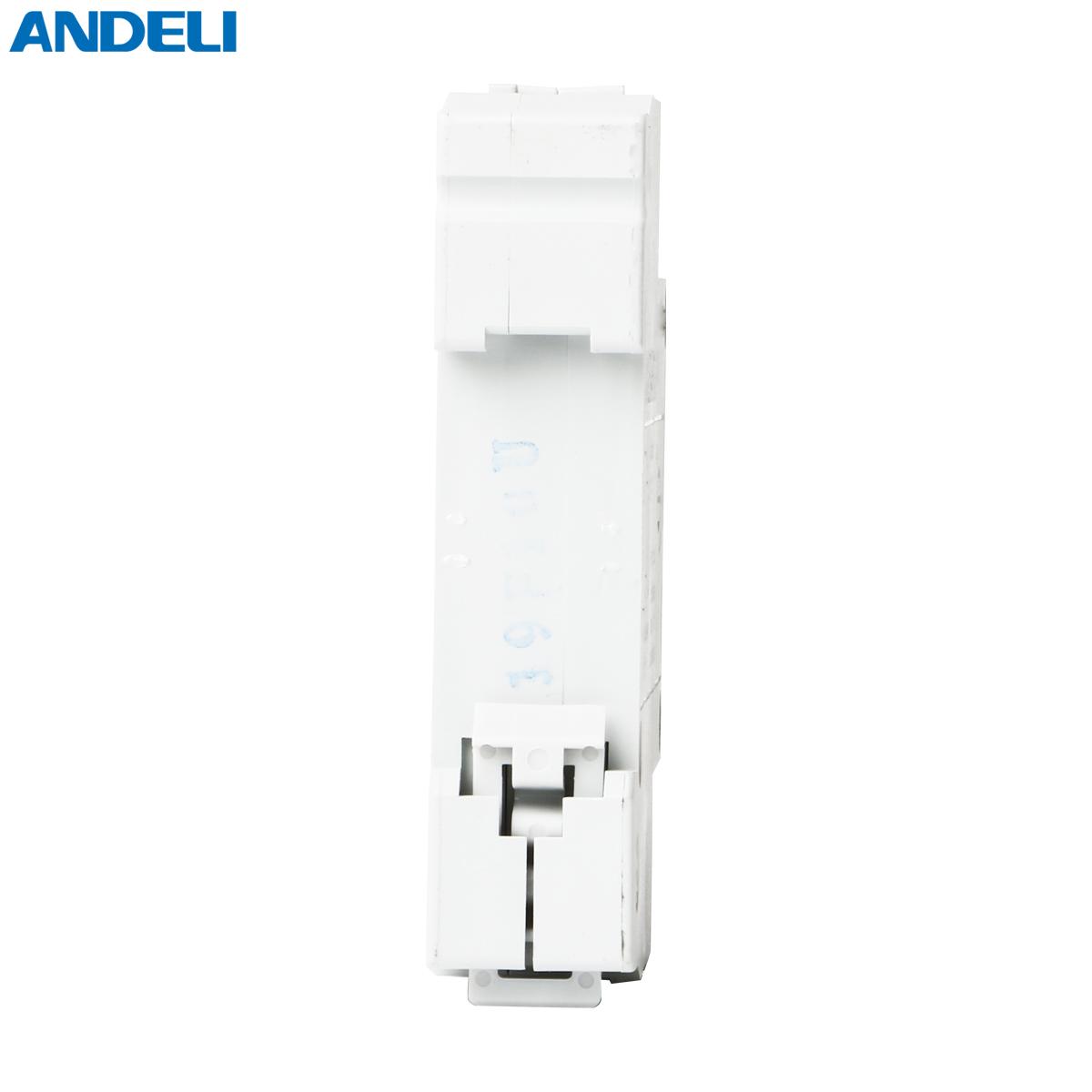 circuit breaker press DZ47-63 andeli 1P miniature mcb