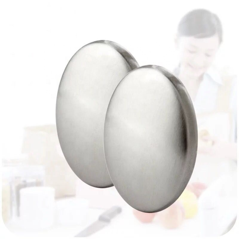 Stainless steel soap smells remove odor kitchen gadget tool