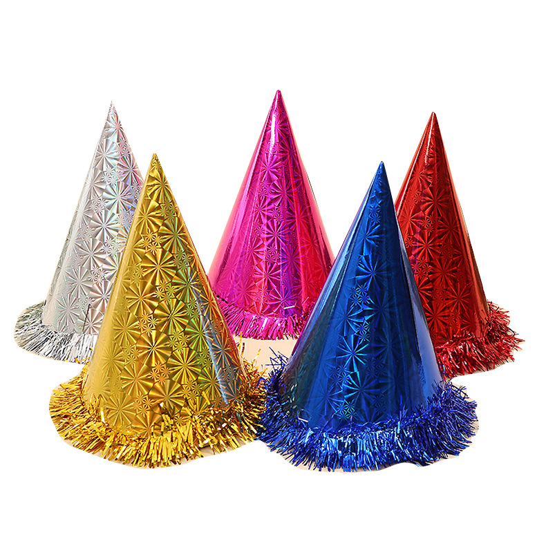 Chinese High Quality Customize Crazy Birthday Party Cone Hats Cone Funny Plastic Paper Party Hats For Adults Buy Birthday Hat Happy Birthday Hat Birthday Paper Hat Product On Alibaba Com