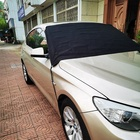 Auto Cover Auto Front Windshield Window Cover Car Waterproof Snow Protector