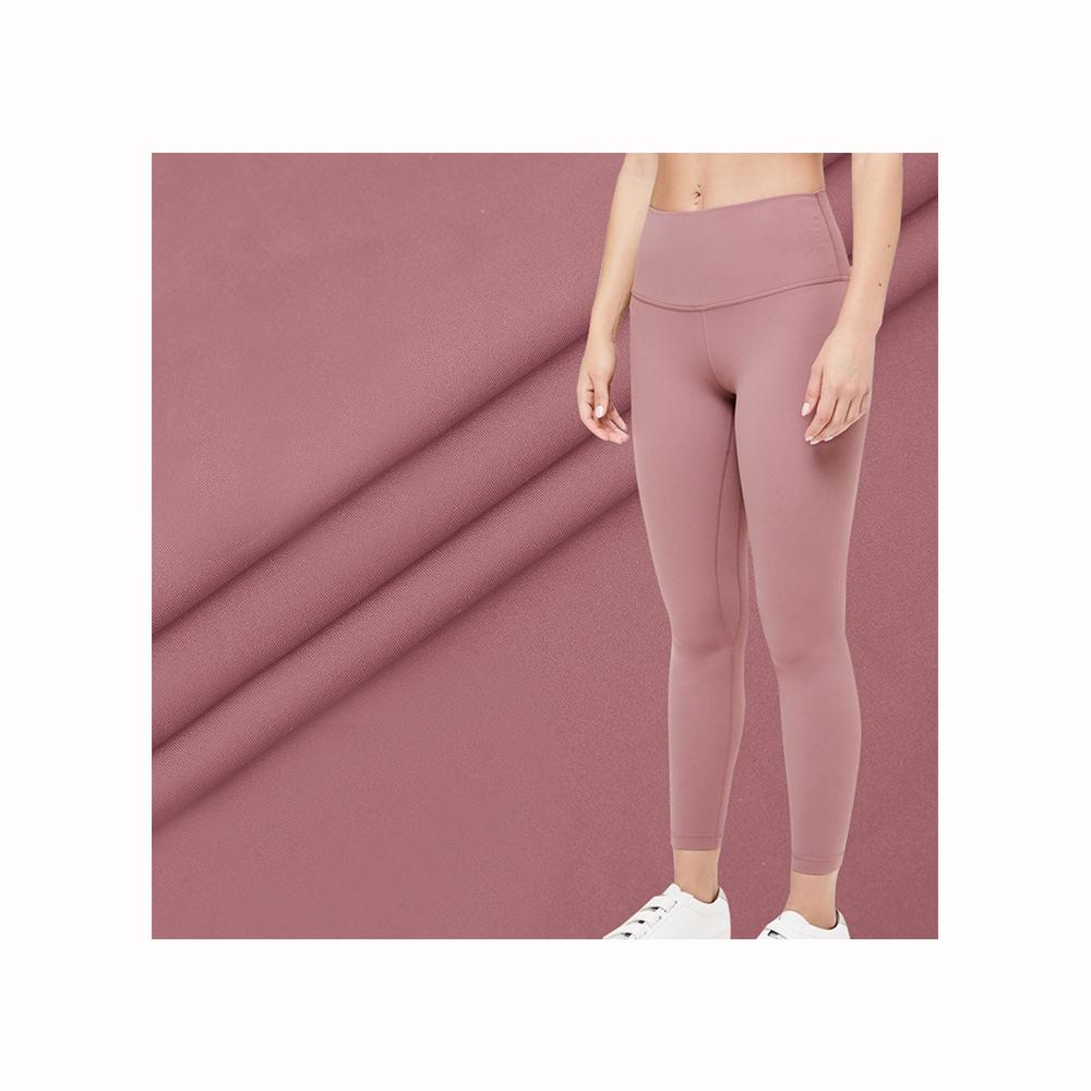 ATY 30D nylon yoga clothing fabric supplex interlock fabric, recycled polyamide