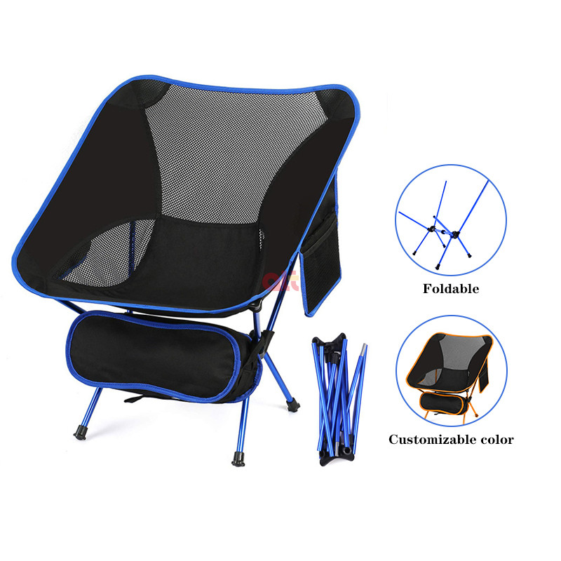 2021 портативный стул для кемпинга новый дизайн ультралегкий складной стул для кемпинга компактный легкий уличный складной стул для пикника кемпинга