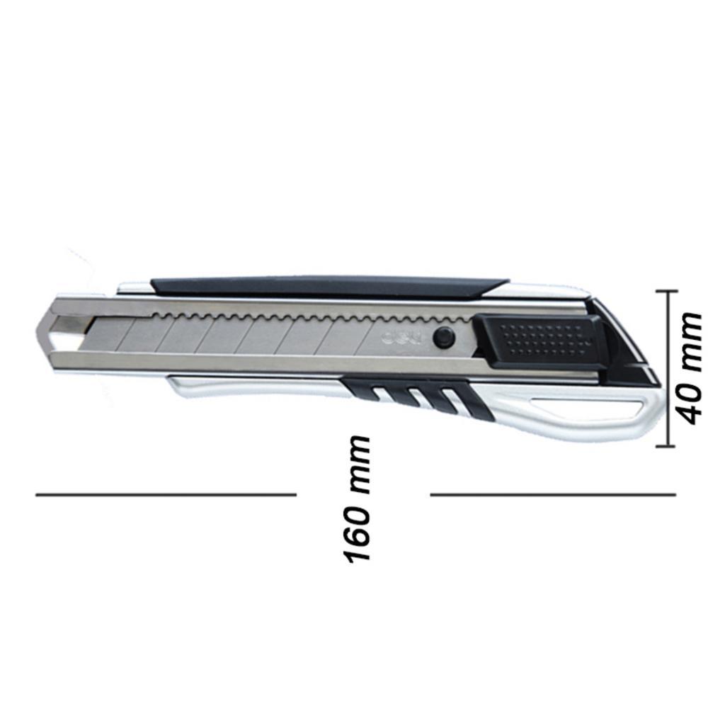 Новый офисный художественный дизайнерский изысканный сменный нож Практичный Нож со стальной ручкой сверхмощный художественный нож E05