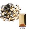 6# 3*5 mm Strip Gold