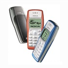 For Nokia 1100 Unlocked Phone 2G GSM Simple Cellphone Good Quality Mobile Phone