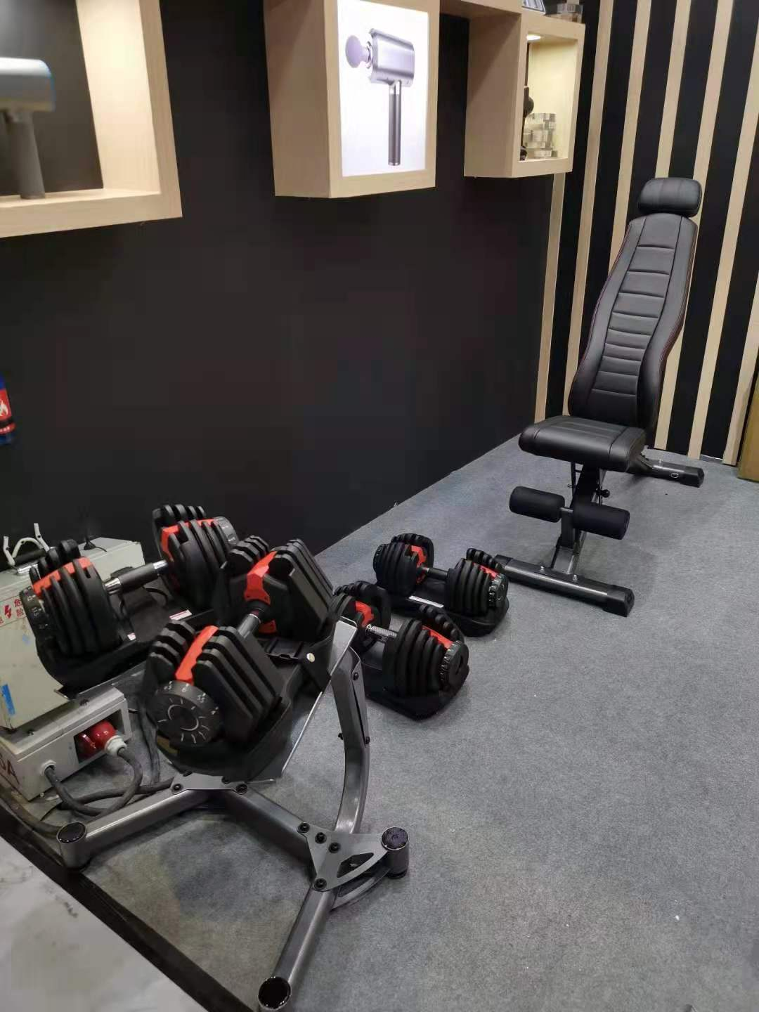 2021 New Arrival High Quality Adjustable Bench Dumbbell Bench for Body Exercise Gym Equipment