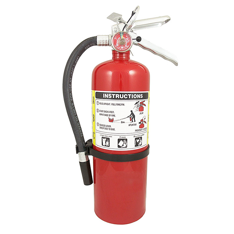 Portable 6KG Super High Quality ABC Dry Chemical Powder Fire Extinguisher For Mall Hotel