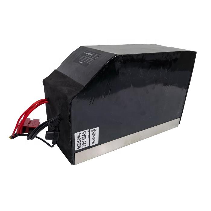 Литиевая батарея 72 в 48 Ач для электрического мотоцикла и электроскутера 5000 Вт 8000 Вт