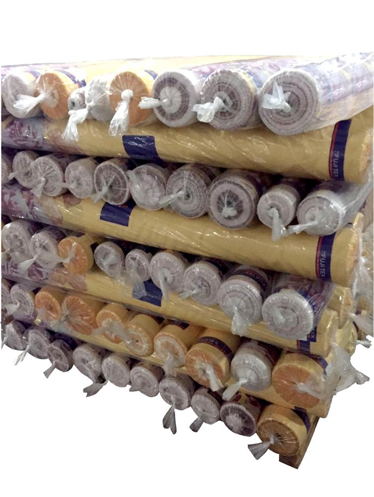 Low MOQ 57/58' width 100% cotton fabric flower digital print cotton fabric
