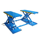 Movable car lift Portable Electric Platform Hydraulic Movable Scissor Lift