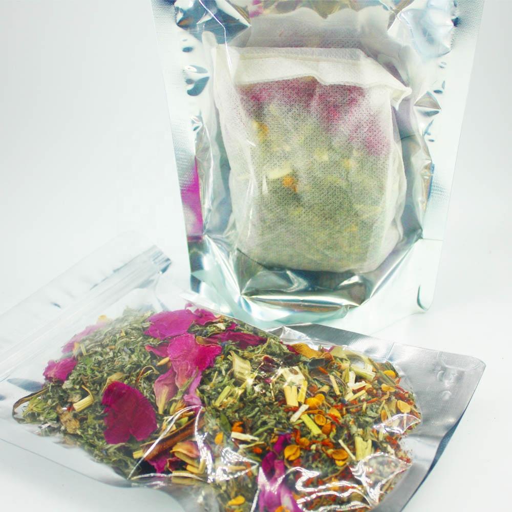 8 в 1, 100% Натуральные Традиционные паровые травы Yoni V, паровые травы