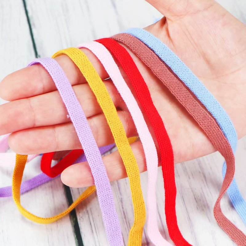 Wholesale solid colors 100%polyester fancy yarn 100g ball yarn for Crochet handbags