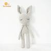 1 회색 토끼 인형