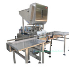 Automatic Tin Can Machine For Automatic Automatic 2 Heads Tin Can Filling Canning Machine For Fruit Jam Hot Sale