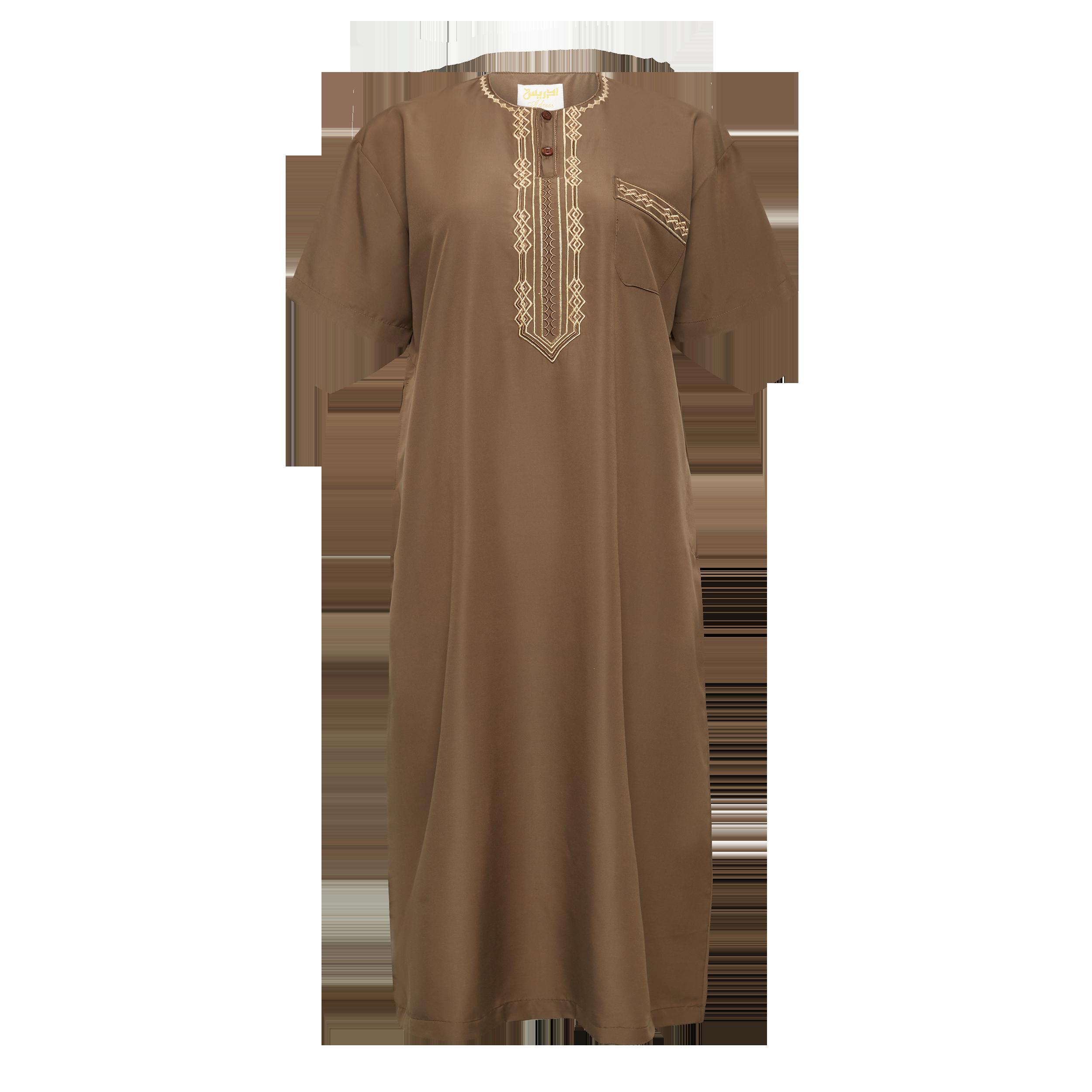 dubai islamic clothing For BOY Jalabiya arab thobe for boy