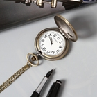 GOHUOS Oem custom logo brand vintage quartz analog pocket watch gentleman watches