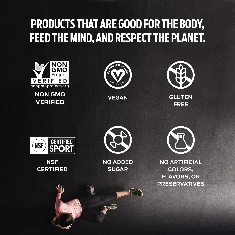 private label Sugar Free Energizer Vegan Certified Keto Friendly Natural Pre Workout Powder 120g