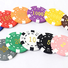 Poker Chips Good Aligned Factory Directly Supply Of Ept Ceramic Poker Chips With Custom Logo