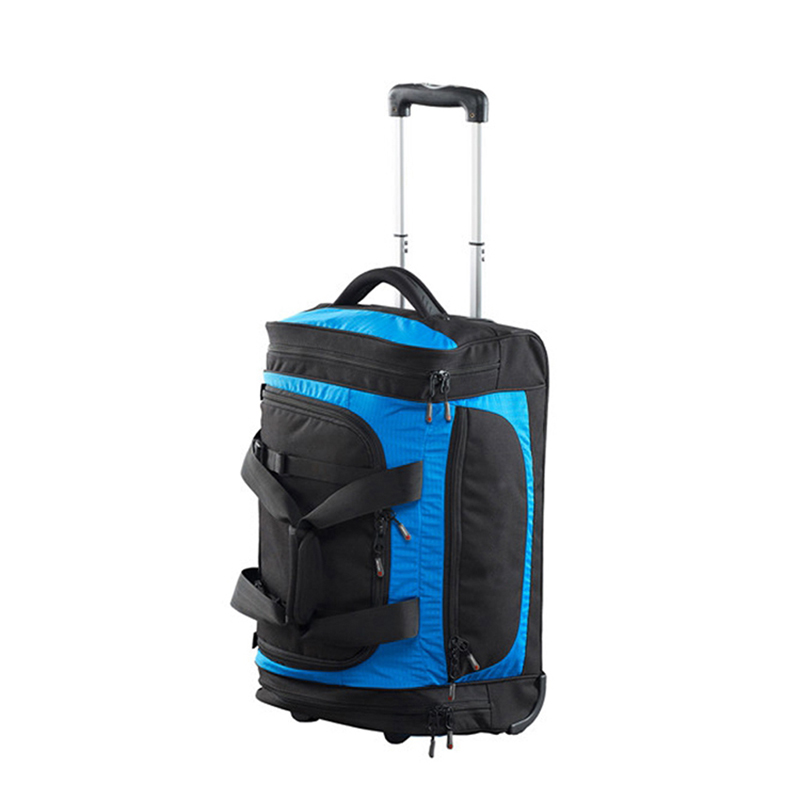 Trolly bag luggage multifunction Large Capacity Durable Waterproof lightweight Outdoor Gym travel luggage Trolly bag