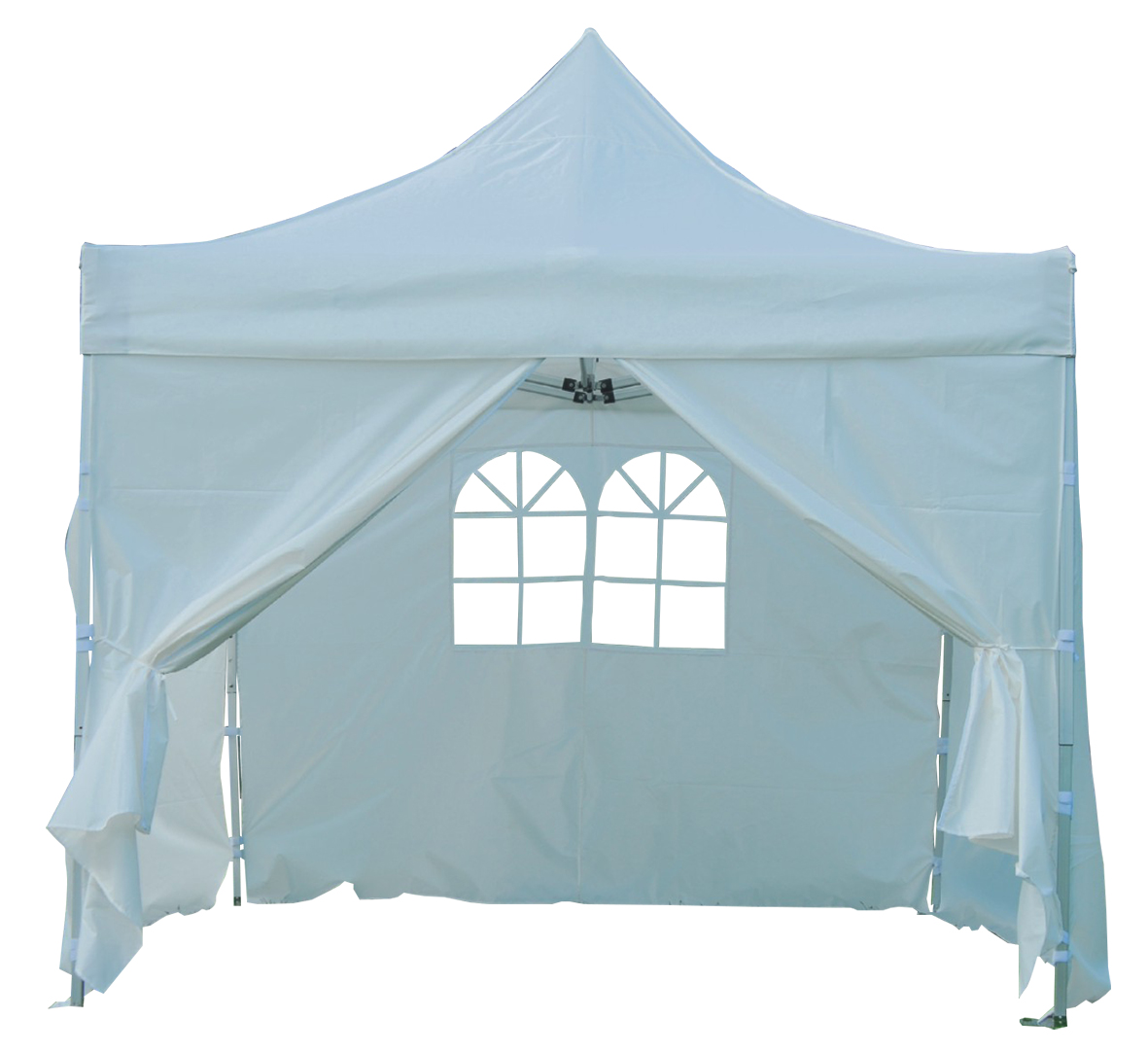 Metal Frame Folding Portable Luxury Garden Party Pop Up Outdoor Gazebo Tent With Canopy
