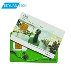 ISO 7816 Mobile Phone Blank SIM Card GSM Prepaid SIM Cards with High Quality Can be Programmable