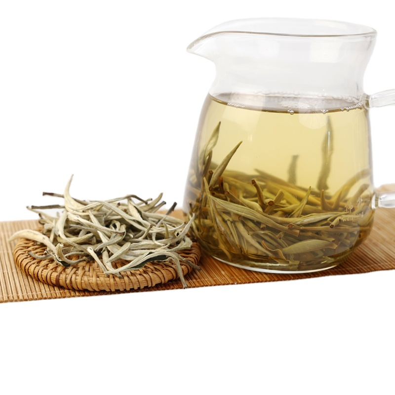 Chinese Yunnan detox slimming wight loss White Silver Needle Tea White Tea - 4uTea | 4uTea.com