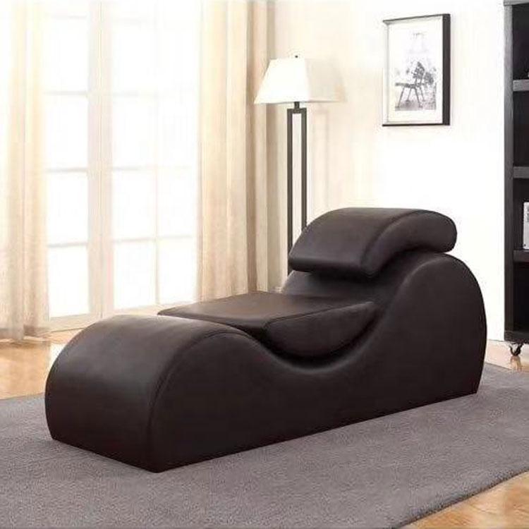 hot sale living room sex sofa beds furniture make love yoga sofa sex genuine leather lounge goodlife sex sofa
