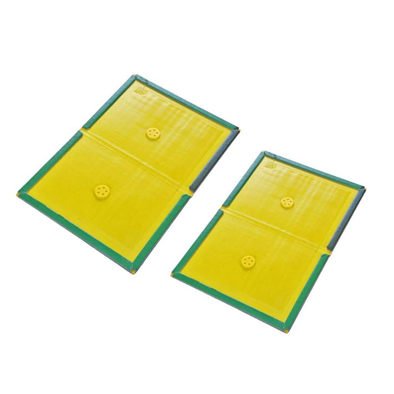 Useful Mouse Board Sticky Rat Glue Trap Mouse Glue Board Super Strong Mice Catcher Trap Non-toxic Pest Control Reject Dropship