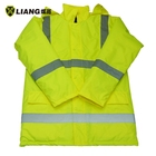 Windproof Selling Customized Thickening Yellow Cotton-padded Thermal Jacket Windproof Winter