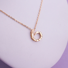 Silver Pendant Elegant Silver Jewelry Light Weight Pendant Necklace Gold Plated Chain Pendant Crystal Snake Necklaces For Women Cheap Gift