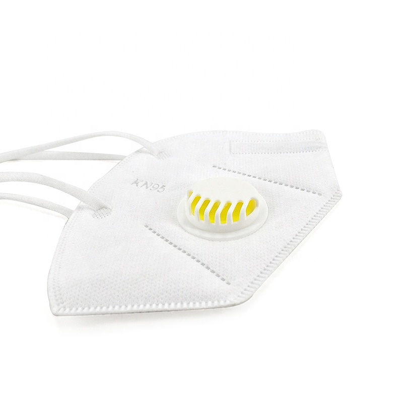 OEM Custom Disposable Face Mask KN95 Disposable Face Mask with Valve - KingCare | KingCare.net