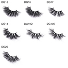 Extension Alibaba DG Lashes5d Select Wholesale Eyelash Vendor Customized Boxes Eyelash Extension 2021 New Arrivals