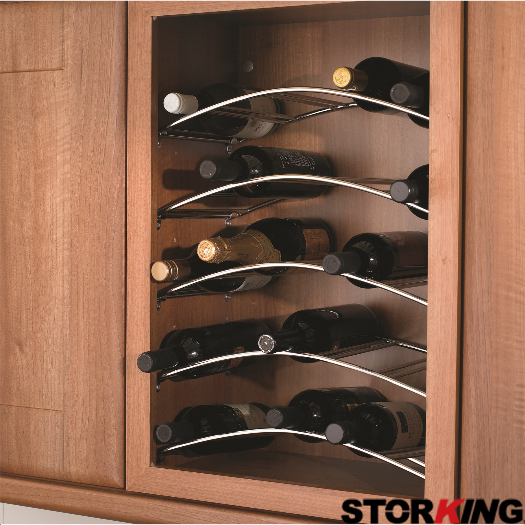 Kitchen Cabinet Red Wine Rack Buy Red Wine Rack Under Cabinet Wine Rack Fancy Wine Racks Product On Alibaba Com