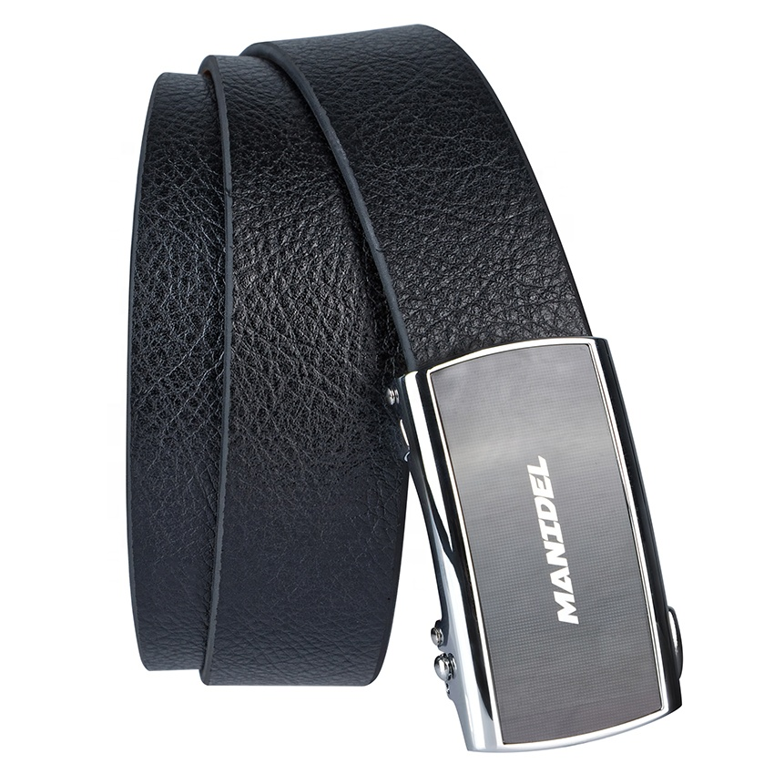 Custom 1.5 inch Tough Formal Black Slide Men Gun Army Tactical Duty Belt