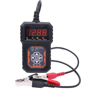 Ba108 Digital Battery Tester 12V Lithium Battery Monitor Bluetooth Intelligent Deep Cycle Battery Tester