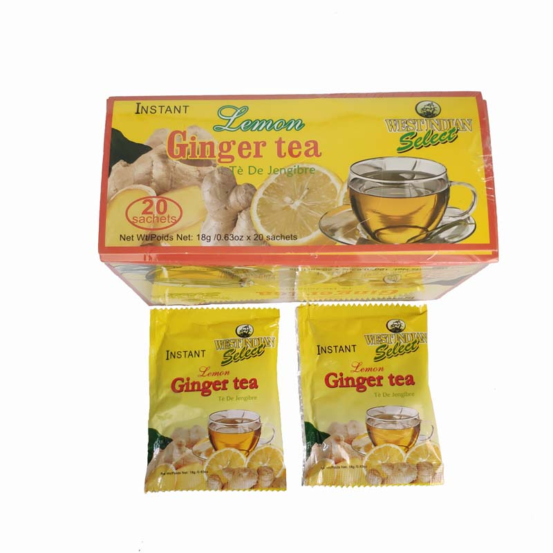 Instant Honey Ginger Tea, Brown Sugar Herbal Tea, Red Ginger Tea - 4uTea | 4uTea.com