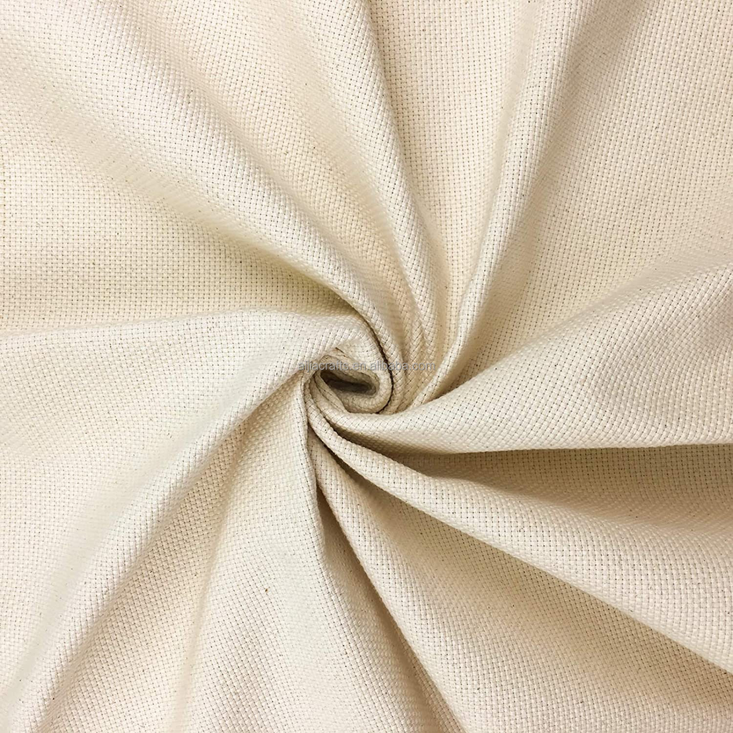 Low Price linen embroidery fabric  for Rug-Punch & Pinch Needle, Monk's Cloth
