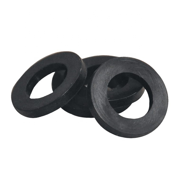 Rubber Washer Rubber_Washers M3 Nylon Color Washers Sealing M16 Black 6 25Mm X 20Mm 0.5Mm