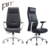 Wholesale High Back Revolving Executive Pu Leather Reclining Office Chairs Professional With Armrests