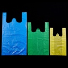 Fancy Ziplock Plastic Gift Bags Wholesale Colorful No.979 Green Non Woven Die Cut Bag