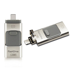 Drive Pen Buy Pen Drive 3 IN 1 OTG USB Flash Drive For Mobile Phone Android And PC Pen Drive 16GB