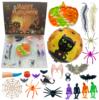 D9 24pcs  Halloween set