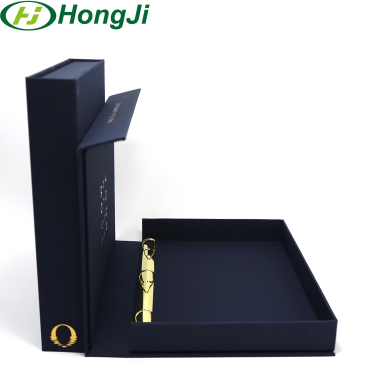 Офисные принадлежности A5, картонная папка на 6 колец