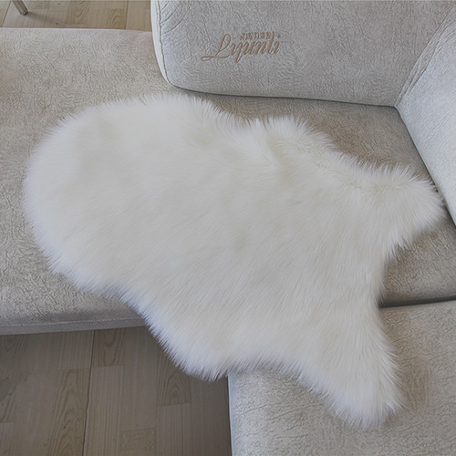 House Square Small Bedroom Cheap Shaggy 3x5 Faux White Fur Rug For Living Room Buy Sheepskin Rug White Fur Rug Square White Fur Rug Small Product On Alibaba Com