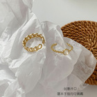Jewelry Titanium At A Loss Horn Jewelry Main Material Titanium Jewelry Main Material Office/career Style Rings