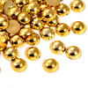 shiny golden