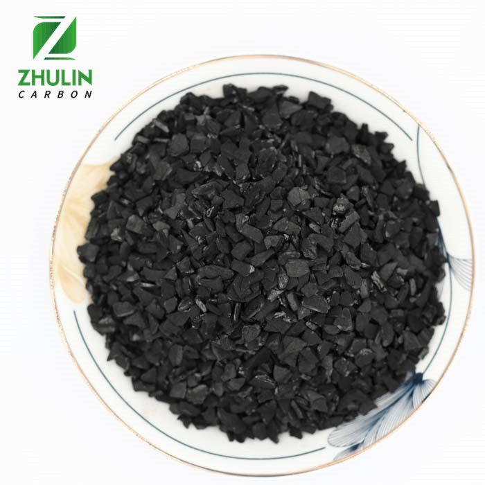 Granular Coconut Shell Activated Carbon for Gold Extraction